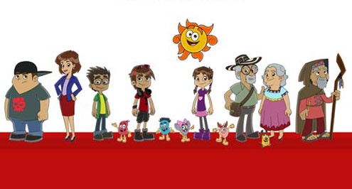 Univision-Network_Los-Toons