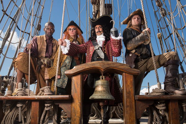 Peter-and-Wendy-Stanley-Tucci-as-Captain-Hook-and-cast-Red-Arrow-International